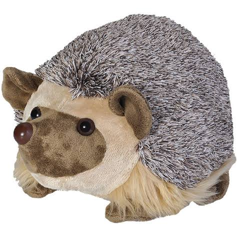 Wild Republic African Hedgehog Stuffed Animal - 12""