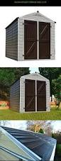 6x8 Plastic Storage Shed by The 25 Best 6x8 Shed Ideas On Pinterest Craftsman Sheds