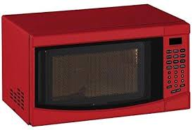 Kenmore Red Microwave 0 7 Cut Oven