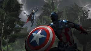 The Avengers Special FX Photo 5