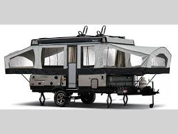 Forest River Rockwood Extreme Sports Pop Up Camper Exterior