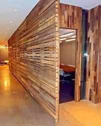 PIONEER MILLWORKS Reclaimed Hardwoods As Wall Paneling Doors Flooring Fine Woodworking