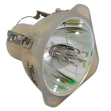 dell 1201mp projector housing with genuine original oem bulb