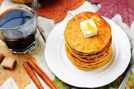 Easy Healthy Pumpkin Pancake Recipe by Easy Fluffy Pumpkin Pancakes Brooklyn Farm
