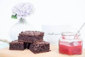low carb brownies aus kidneybohnen