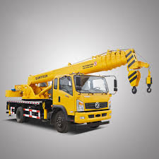 Euro 5 Telescopic Boom Truck With Hydraulic Crane 10 Ton - Buy ...