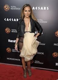 Adrienne Bailon Wardrobe Malfunction Worst See Through Dress Flub