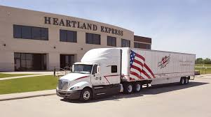 100 Heartland Express Trucking Returns To Historical Levels Of Profitability