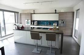 küchen wohn t raum im bauhaus modern küche nürnberg