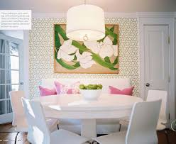 Even Though This Didnt Work Out For Me I Love The Idea Of A Settee As Part Mix At Dining Table
