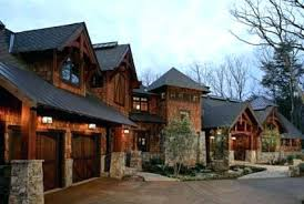 Rustic Exterior House Design Ideas Plans Home Awesome Designs