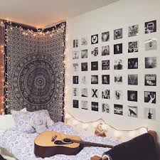Source Myroomspo Tapestry Bedroom Tumblr Decoration Room Decor Diy Inspiration Poster Lights Fairy