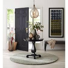 Crate And Barrel Sterling Desk Lamp by Esme Bruno Black Pedestal Table Crate And Barrel Nest