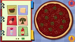 jex de cuisine pizzaiolo jeux de cuisine applications android sur play