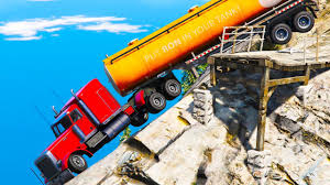 GTA 5 Crashes Compilation - Mountain Truck CRASH TEST - YouTube Euro Truck Simulator 2 Online Multiplayer Crashes Compilation 9 Funny Moments Crash M1 Motorway 9th November 2012 Youtube Fire Hit Headon In Tanker Truck Crashes At Boardman Intersection Car Crashes In America Usa 2018 83 1 Car Russian Accidents Road After Apparent Police Chase Southwest Detroit Best New Winter 2017 Hardest Trucks Accidents Terrible Truck Crash Compilation Driving Fails And Caught On