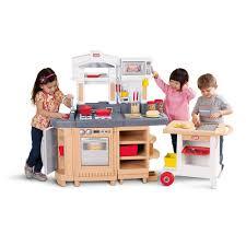 Cook Around Kitchen And Cart - Little Tikes - Toys