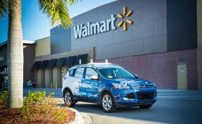Ford And Walmart Partner To Deliver Goods With Self-driving Cars ... Retail Hell Uerground Walmart Has A New Ride Rolls Out Pintsized Store Opening Secondever Pickup With Autonomous Trucks Will Haul Your Stuff Before You Ride In Self Introduces Wave Concept Big Rig Wvideo Trucker Jb Hunt Will Add To Fleet 2017 Wsj 2015 Peterbilts Pinterest Trucks Tesla Semi Orders 15 New Electric Several Other A Behindthescenes Look At How Delivers Arrow Truck Sales Used Youtube