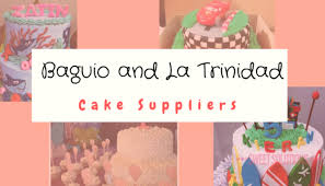 Birthday Cakes In Baguio City