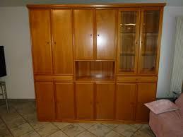 esszimmerschrank wohnzimmer schrank vitrine kirsche hell