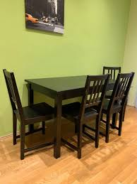 ikea tisch 4 stühle