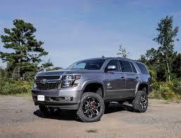 100 Tahoe Trucks For Sale CHEVROLET TAHOE LIFTED SUVs SCA Performance Black Widow