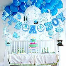 Details About Lucky Party Baby Shower Decorations For Boy Its A BOY Baby Shower Decorations