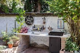 terrasse im garten neu gestalten teil 3 outdoorküche