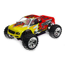 100 Monster Jam Rc Truck 2016 New Product Car 1 10 4x4 Nitro Off Road