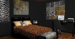 Leopard Print Room Decor by Leopard Bedroom Decor Iron Blog