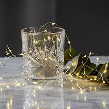 led a pile pour deco guirlande micro led pour decoration verre ou vase 20 leds