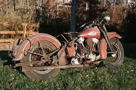 1940 Knucklehead
