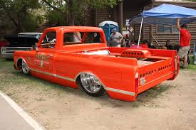 2013 Brothers Chevy GMC Truck Show And Shine - Truckin Magazine