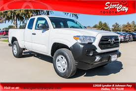 New 2019 Toyota Tacoma SR Dallas TX   VIN: 5TFSX5EN7KX063869 Home Page Dfw Cars Auto Dealership In Dallas Texas New 2019 Toyota Tundra Sr5 57l V8 Wffv Special Edition Tx Ford F150 Truck Dealership Youtube Dallas Usa Apr 9 Freightliner Flatbed Trucks At The Company Builds Jeeps Trucks That Will Destroy Every Other Kenworth T680 Highroof Sleeper Semitrailer Mckinney Buick Gmc Used Cars Plano Commercial Dealer Sales Idlease Leasing Tow For Sale Wreckers Sam Packs Five Star Of Inventory Photos Videos Features