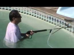 22 pool tile cleaning demo 1 mr water pool