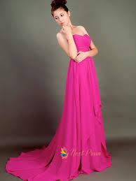 fuchsia prom dresses holiday dresses