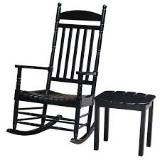 100 Jumbo Rocking Chair Charleston Acacia Porch Rocker Finish Options Free Shipping