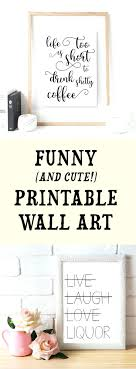 Printable Wall Decal Paper Best Art Quotes Ideas On Inspirational Funny