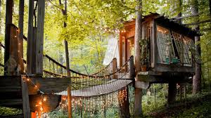 100 Tree Houses With Hot Tubs 8 Amazing Treehouses You Can Book On Airbnb Right Now Charlotte Agenda