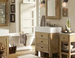 Restoration Hardware Bathroom Vanities by Bathroom Vanities Marvelous Pottery Barn Classic Double Sink
