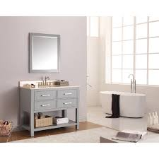 Wayfair Bathroom Vanity 24 by Avanity Brooks Vs42 Cg Brooks 42 In Single Bathroom Vanity
