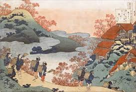 Katsushika Hokusais Timeless Artistry O Lazer Horse