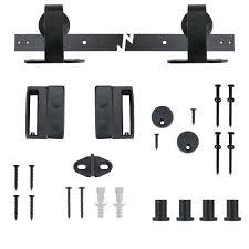 Barn Door Track Hardware Home Depot Black Knobs The Top Mount ... Home Depot Barn Door Track System Sliding Front Hdware Design T Whlmagazine Collections Pacific Entries 36 In X 84 Rustic Unfinished Plank Knotty Fniture High Quality Finished Pocket Kit Doors Hinges Double Everbilt Bypass In X Closets Closet Fleur De Lis 6 Ft Flat Black Knobs The 30 80 Interior