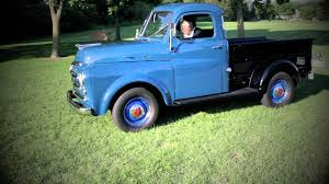 1949 Dodge Pickup -For Sale- Startup And Shutdown - YouTube