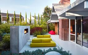 100 Eichler Landscaping Remodeled House Is An Oasis Of Calm In The Heart Of Silicon