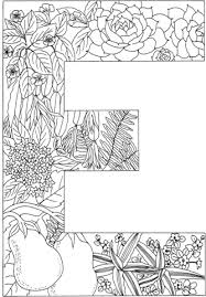 Coloring Pages Letter E 20 Gorgeous Design Ideas 0