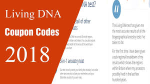 Living Dna – Interactive Ancestry