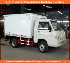 Light Duty Cooling Reefer Truck Mobile Refrigerated Truck 1ton ...