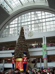 Dillards Christmas Decorations 2013 by Tower City This Is My Cleveland