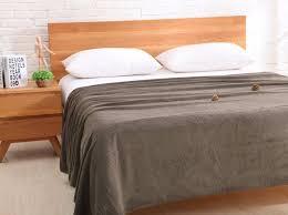 drap canapé solide couleur moelleux flanelle couverture polaire canapé canapé