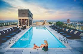 13th Floor San Antonio Great Room Escape by Alteza Residences U0027 Private Rooftop Pool Is Simply Stunning Alteza